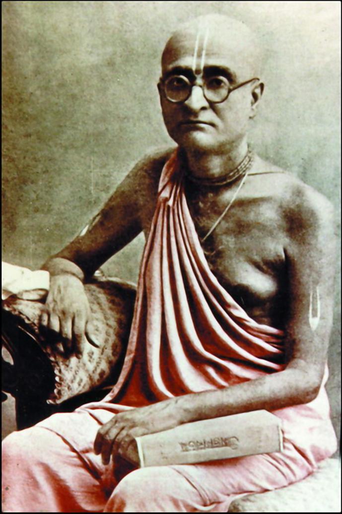 Srila Bhaktisiddhánta Szaraszvati Mahárádzsa